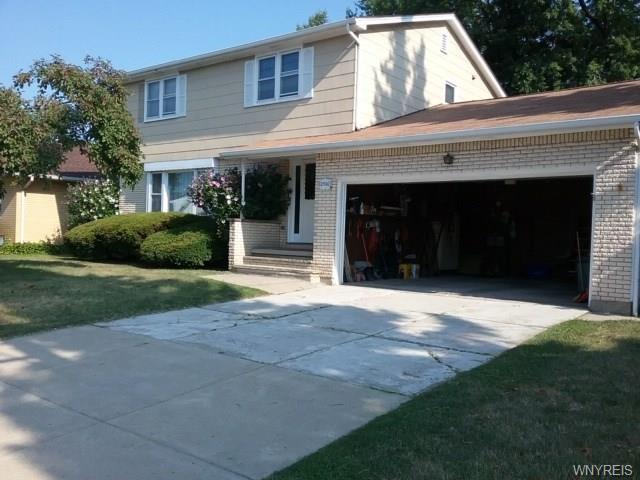 2500 William Street, Cheektowaga, NY 14206 (MLS #B1169561) :: MyTown Realty