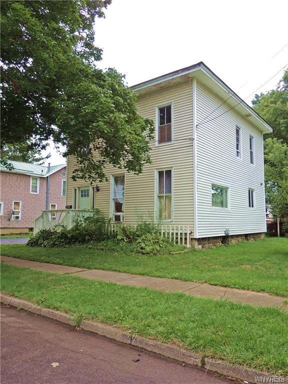 20 North Street, Attica, NY 14011 (MLS #B1171000) :: BridgeView Real Estate Services