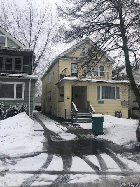 441 Lisbon Avenue, Buffalo, NY 14215 (MLS #B1171344) :: BridgeView Real Estate Services