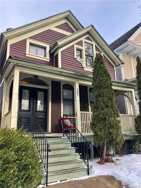 157 Baynes Street, Buffalo, NY 14213 (MLS #B1172493) :: BridgeView Real Estate Services