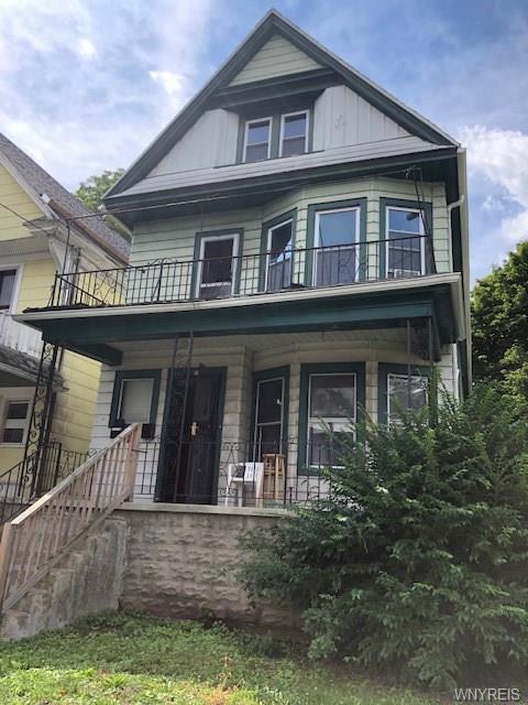 97 Northampton Street, Buffalo, NY 14209 (MLS #B1172528) :: MyTown Realty