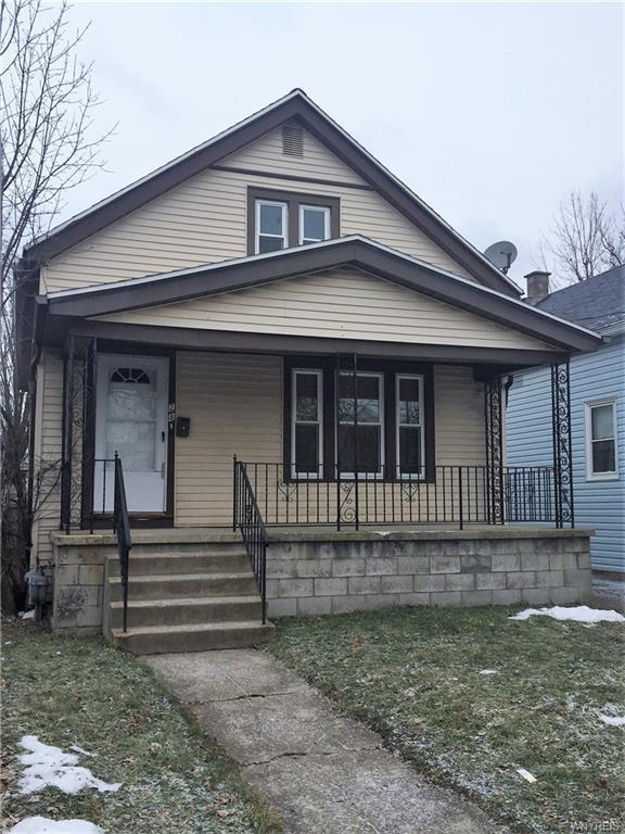 28 Fennimore Avenue, Buffalo, NY 14215 (MLS #B1172577) :: MyTown Realty
