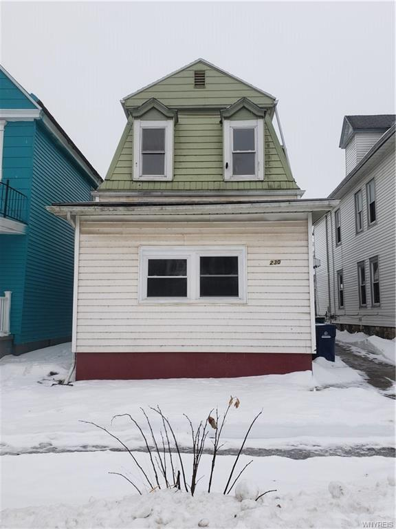 230 15th Street, Buffalo, NY 14213 (MLS #B1172934) :: MyTown Realty