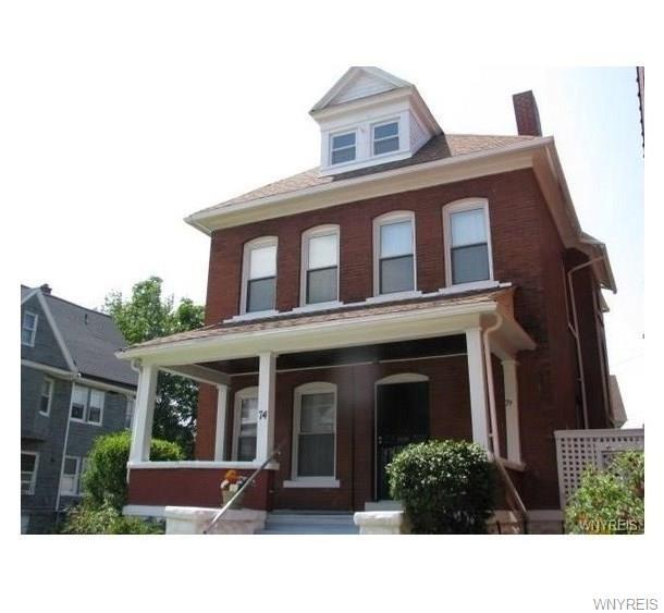 74 Oakgrove Avenue, Buffalo, NY 14208 (MLS #B1173071) :: BridgeView Real Estate Services