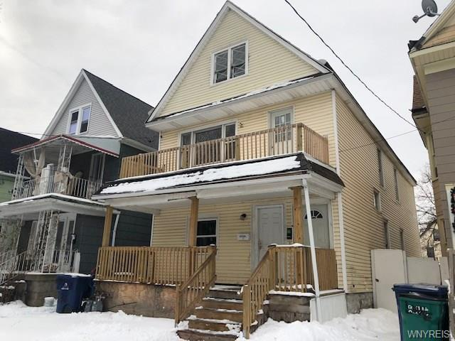 136 Congress Street, Buffalo, NY 14213 (MLS #B1173201) :: MyTown Realty