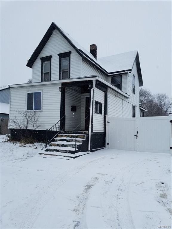 1239 Michigan Avenue, Buffalo, NY 14209 (MLS #B1173315) :: BridgeView Real Estate Services