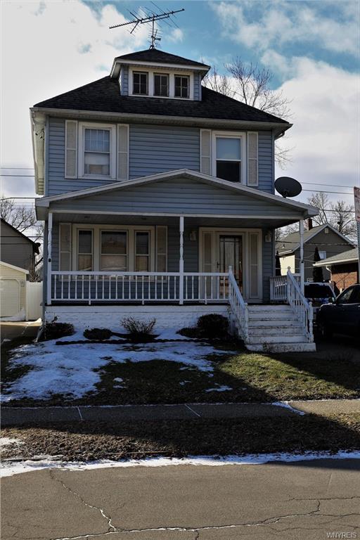 59 Cantwell Drive, Buffalo, NY 14220 (MLS #B1173478) :: MyTown Realty