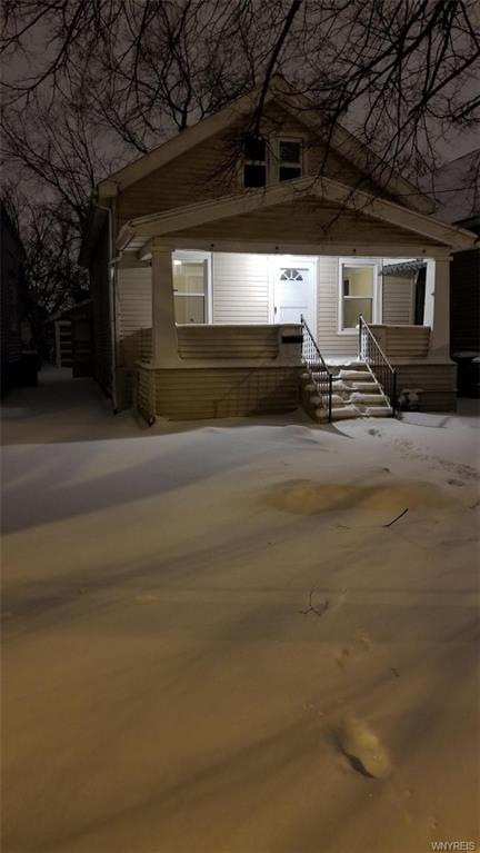 437 Dartmouth Avenue, Buffalo, NY 14215 (MLS #B1173566) :: MyTown Realty