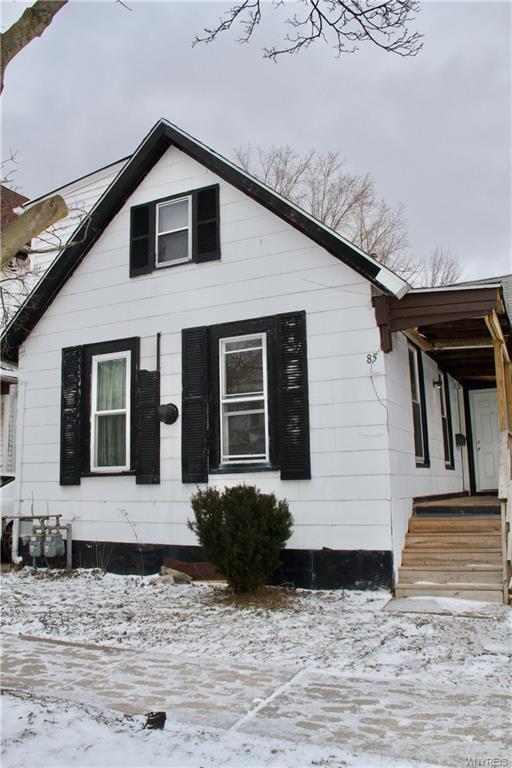 85 Howell Street, Buffalo, NY 14207 (MLS #B1175199) :: BridgeView Real Estate Services