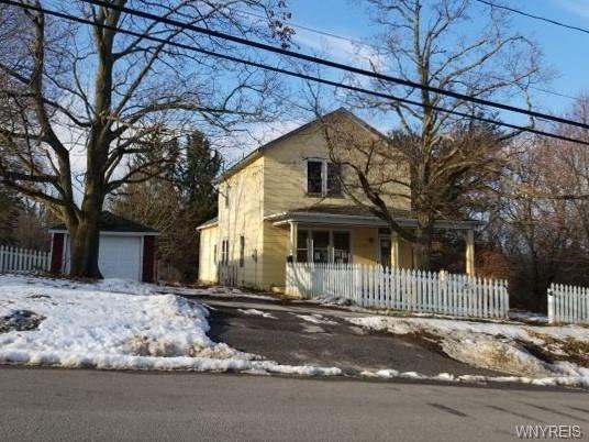 52 W Main Street, Attica, NY 14011 (MLS #B1176125) :: BridgeView Real Estate Services