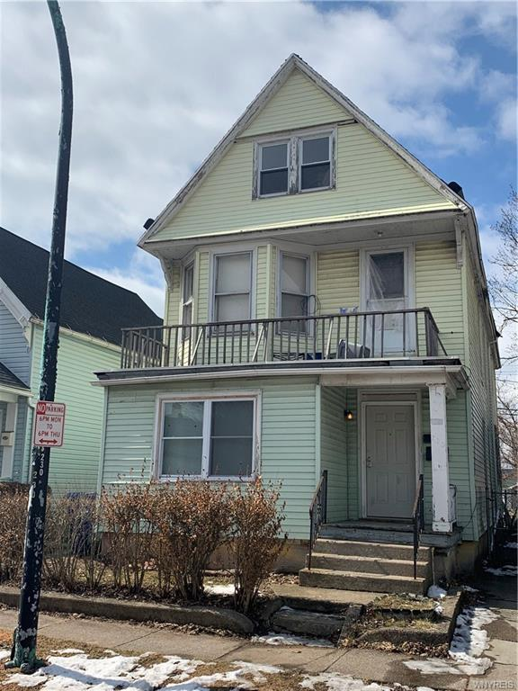 230 Purdy Street, Buffalo, NY 14208 (MLS #B1177640) :: Updegraff Group