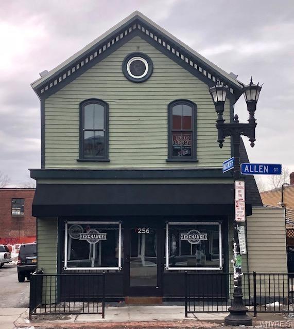 256 Allen Street, Buffalo, NY 14201 (MLS #B1178105) :: The Chip Hodgkins Team