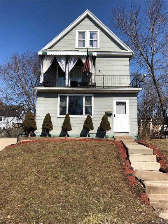 506 Hertel Avenue, Buffalo, NY 14207 (MLS #B1179149) :: BridgeView Real Estate Services