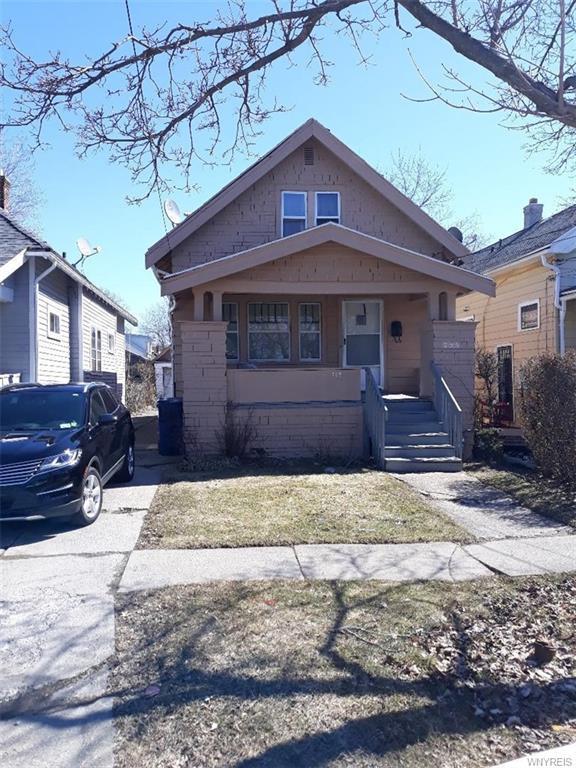 705 Norfolk Avenue, Buffalo, NY 14215 (MLS #B1180594) :: The Chip Hodgkins Team