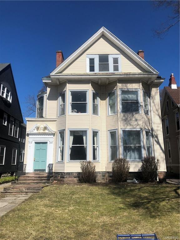 83 Hodge Avenue, Buffalo, NY 14222 (MLS #B1181124) :: BridgeView Real Estate Services