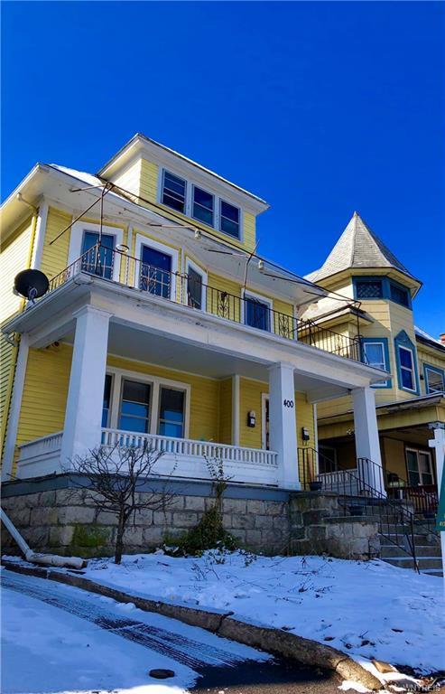 400 W Utica Street, Buffalo, NY 14222 (MLS #B1181246) :: BridgeView Real Estate Services