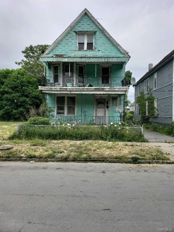 20 Edna Place, Buffalo, NY 14209 (MLS #B1181738) :: BridgeView Real Estate Services