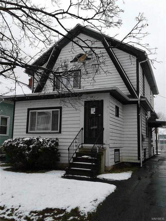 35 Brinton Street, Buffalo, NY 14214 (MLS #B1182581) :: BridgeView Real Estate Services