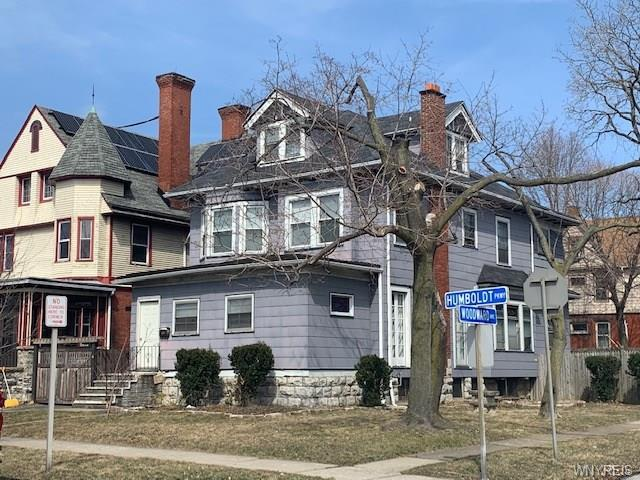 86 W Humboldt Parkway, Buffalo, NY 14214 (MLS #B1183017) :: BridgeView Real Estate Services