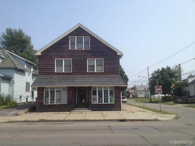 387 Ontario Street, Buffalo, NY 14207 (MLS #B1184680) :: Robert PiazzaPalotto Sold Team