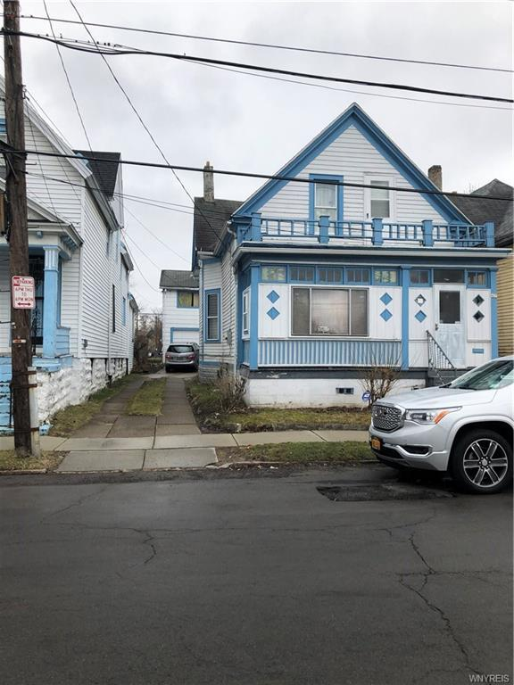 417 Riley Street, Buffalo, NY 14208 (MLS #B1185595) :: Updegraff Group