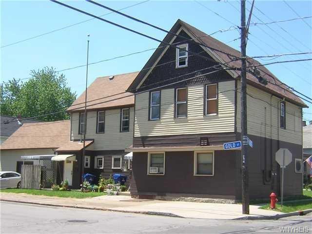 115 Vanderbilt Street, Buffalo, NY 14206 (MLS #B1185655) :: The Chip Hodgkins Team