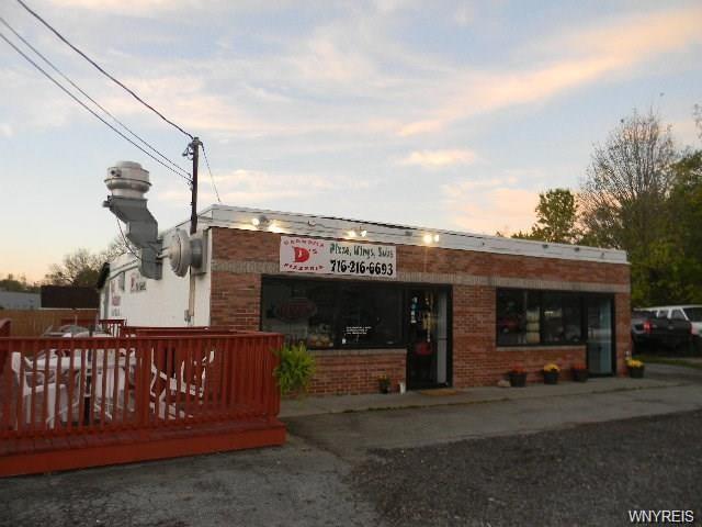 2500 Niagara Falls Boulevard S, Wheatfield, NY 14304 (MLS #B1185860) :: Updegraff Group