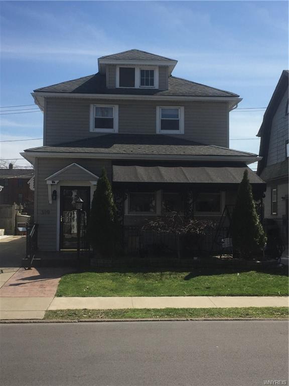 319 E Hazeltine Avenue, Tonawanda-Town, NY 14217 (MLS #B1186013) :: Updegraff Group