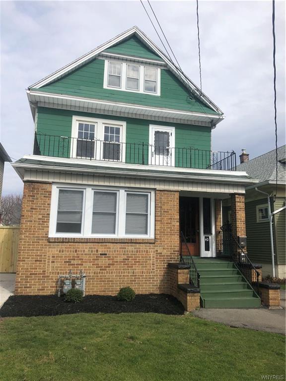 40 Salem Street, Buffalo, NY 14220 (MLS #B1186063) :: Robert PiazzaPalotto Sold Team