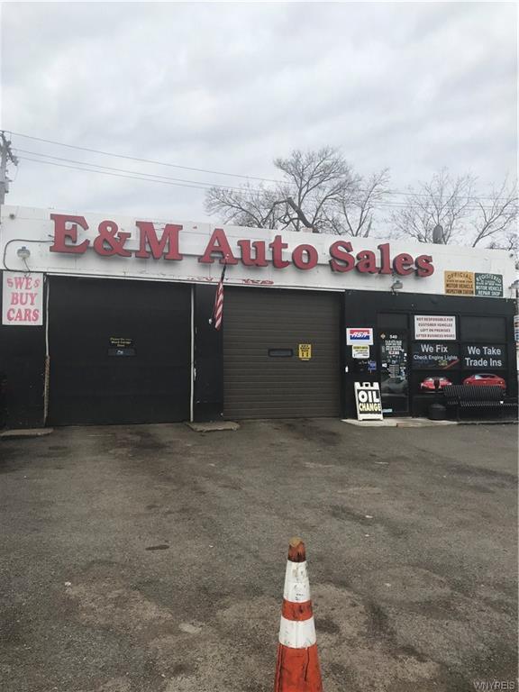 540 Tonawanda Street, Buffalo, NY 14207 (MLS #B1186461) :: Robert PiazzaPalotto Sold Team
