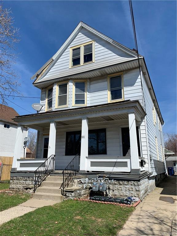 301 N Ogden Street, Buffalo, NY 14206 (MLS #B1186490) :: The Chip Hodgkins Team