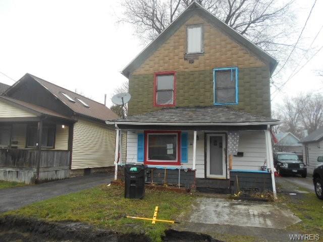 41 Fillmore Avenue, Tonawanda-City, NY 14150 (MLS #B1186744) :: BridgeView Real Estate Services
