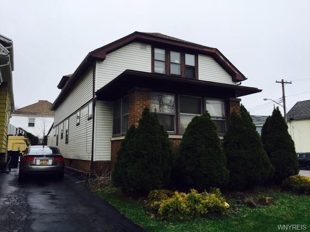 217 Comstock Avenue, Buffalo, NY 14215 (MLS #B1186881) :: Robert PiazzaPalotto Sold Team