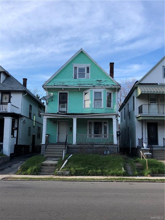 288 E Delavan Avenue, Buffalo, NY 14208 (MLS #B1188909) :: The Glenn Advantage Team at Howard Hanna Real Estate Services