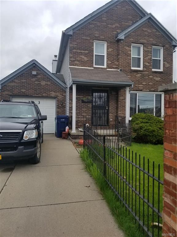 23 Milnor Street, Buffalo, NY 14204 (MLS #B1193867) :: 716 Realty Group