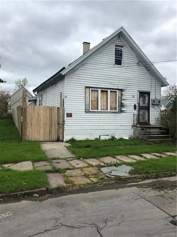 34 Townsend Street, Buffalo, NY 14206 (MLS #B1195511) :: Robert PiazzaPalotto Sold Team