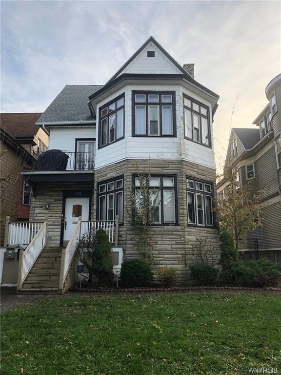 581 Richmond Avenue, Buffalo, NY 14222 (MLS #B1196826) :: The Glenn Advantage Team at Howard Hanna Real Estate Services