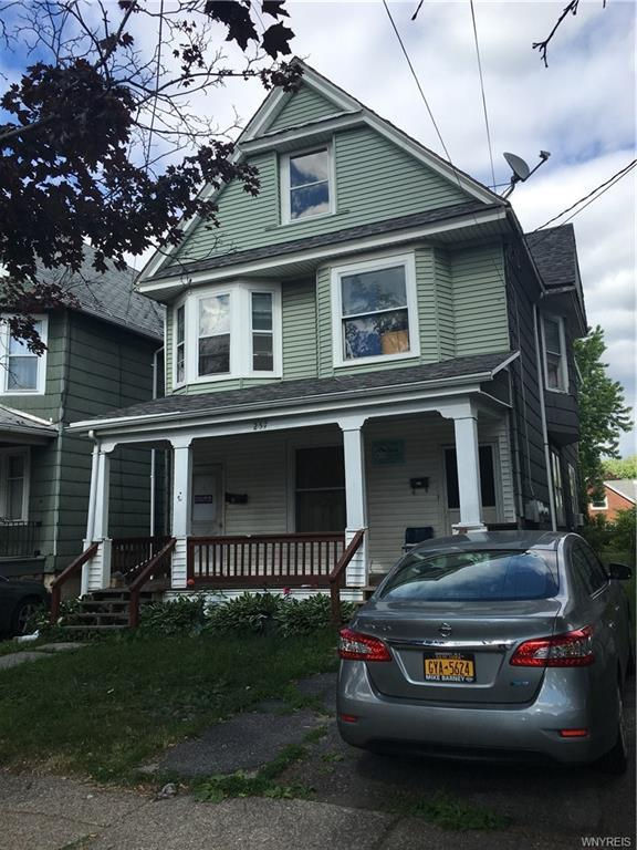 257 N Ogden Street, Buffalo, NY 14206 (MLS #B1197207) :: Robert PiazzaPalotto Sold Team
