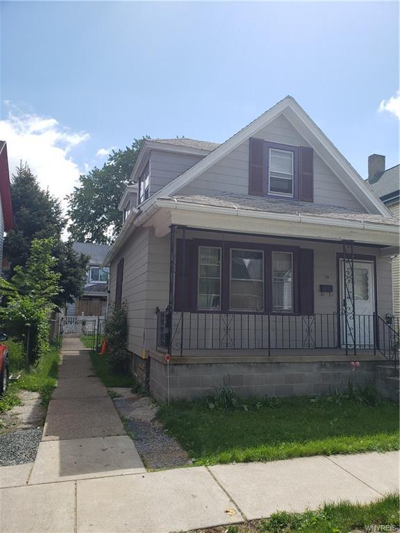 15 Baynes Street, Buffalo, NY 14213 (MLS #B1198676) :: The Glenn Advantage Team at Howard Hanna Real Estate Services
