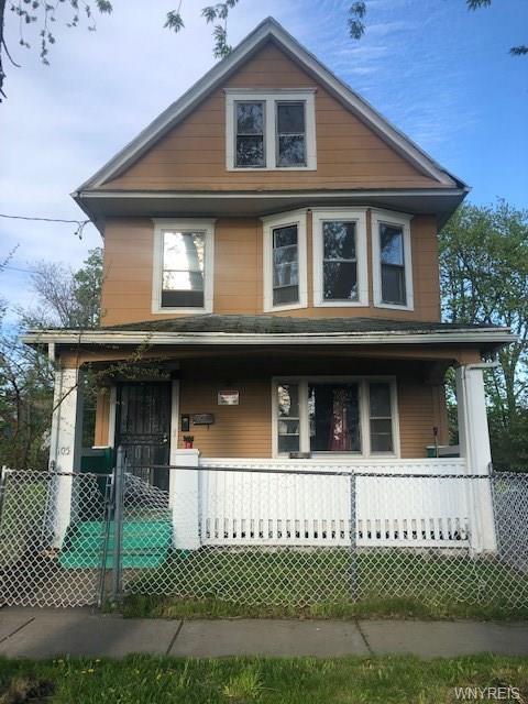 105 Barthel Street, Buffalo, NY 14211 (MLS #B1199723) :: Robert PiazzaPalotto Sold Team