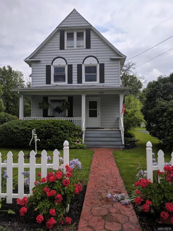 1380 Swann Road, Lewiston, NY 14174 (MLS #B1200746) :: The Glenn Advantage Team at Howard Hanna Real Estate Services