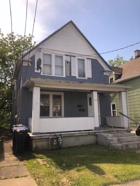 128 Roma Avenue, Buffalo, NY 14215 (MLS #B1201154) :: Robert PiazzaPalotto Sold Team