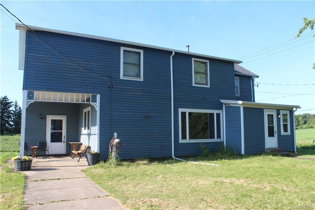 4450 Route 98, Java, NY 14113 (MLS #B1201476) :: The Glenn Advantage Team at Howard Hanna Real Estate Services