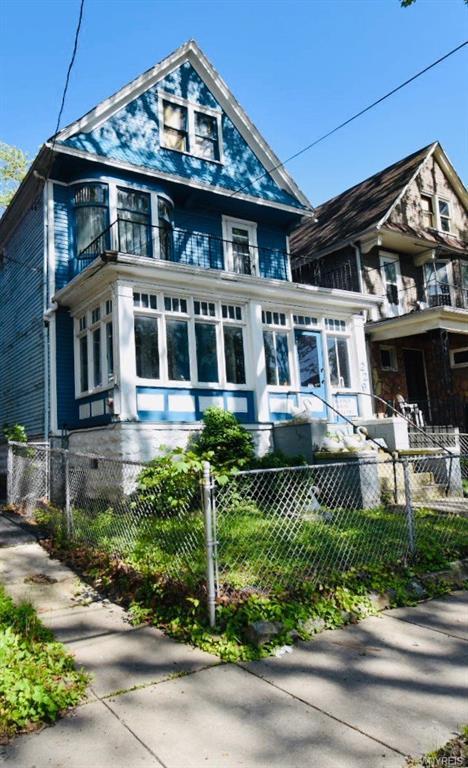 229 Timon Street, Buffalo, NY 14208 (MLS #B1201768) :: Robert PiazzaPalotto Sold Team