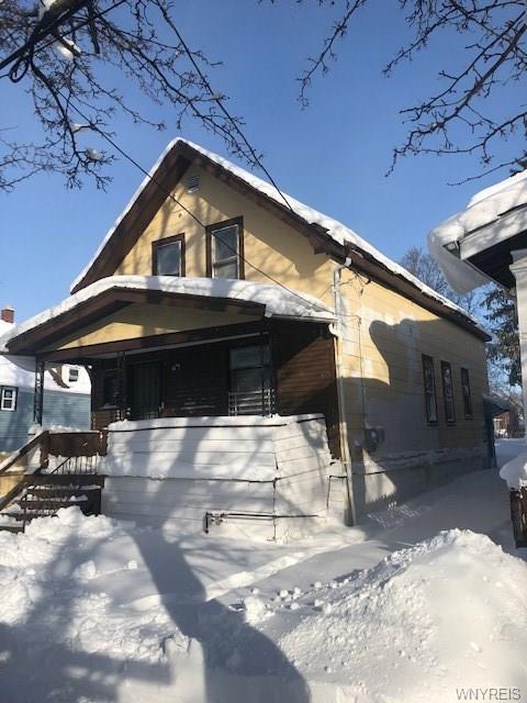 223 Burgard Pl, Buffalo, NY 14211 (MLS #B1203232) :: The Glenn Advantage Team at Howard Hanna Real Estate Services