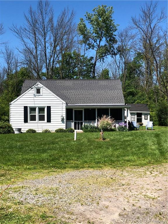 3101 Youngstown Lockport Road, Wilson, NY 14131 (MLS #B1203426) :: Robert PiazzaPalotto Sold Team