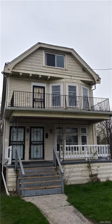 33 Northumberland Avenue, Buffalo, NY 14215 (MLS #B1203693) :: The Glenn Advantage Team at Howard Hanna Real Estate Services
