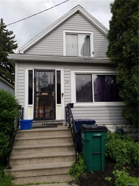 185 Kilhoffer Street, Buffalo, NY 14211 (MLS #B1203749) :: The Glenn Advantage Team at Howard Hanna Real Estate Services