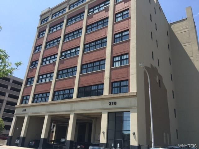 210 Ellicott Street #605, Buffalo, NY 14203 (MLS #B1204298) :: The Chip Hodgkins Team