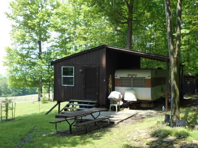 #22 Potter Hill Rd (Off), New Albion, NY 14719 (MLS #B1204537) :: Robert PiazzaPalotto Sold Team